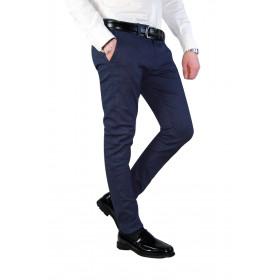 Pantaloni Uomo Chino Slim...