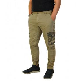 Pantalone Uomo Casual Cargo...