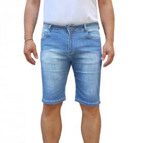 Bermuda Uomo Jeans Denim...