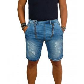 Bermuda Uomo Jeans Casual...