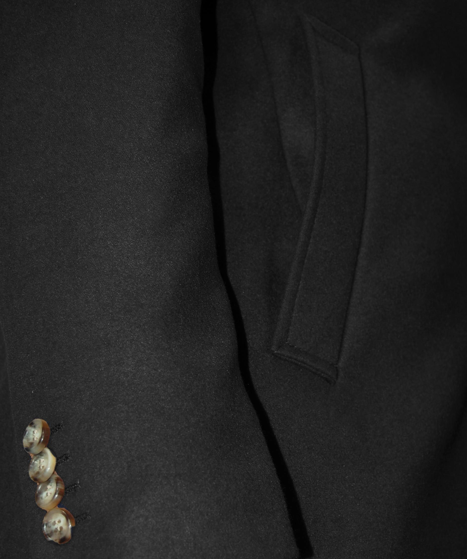 Cappotto-Uomo-Elegante-Giubbotto-Invernale-Blu-Camel-Trench-Lungo miniature 28