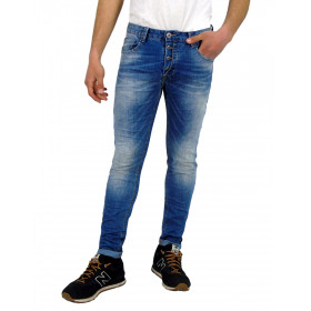 Jeans Uomo Slim Fit...