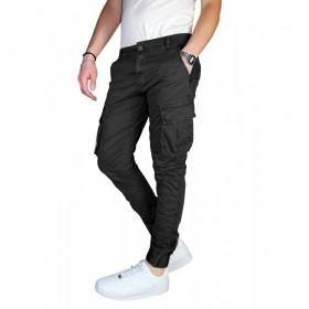 Pantalone Uomo Cargo...